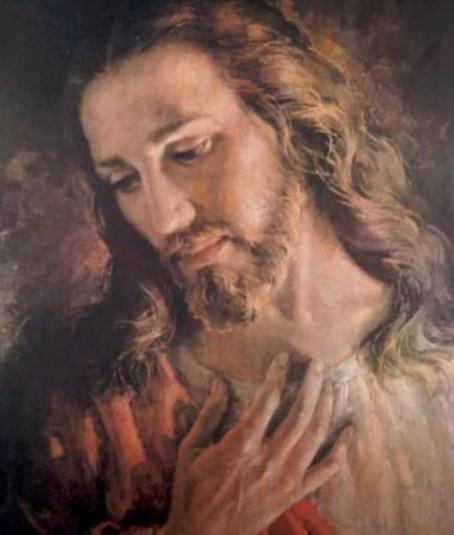 twarz jezusa elia